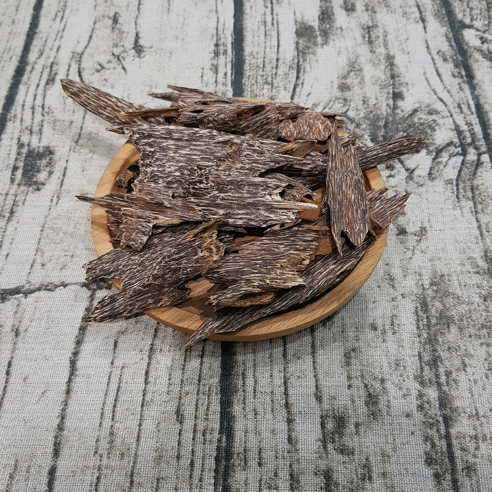 Trầm miếng tự nhiên - trầm hương thiện thanh